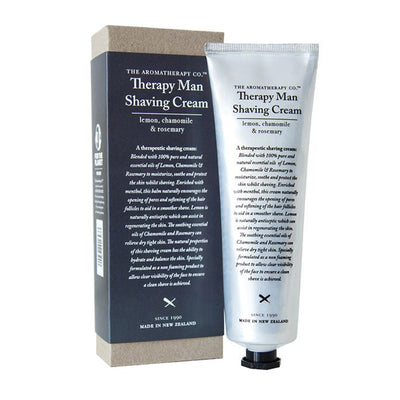 Therapy Man Shaving Cream - Sandalwood & Sea Salt