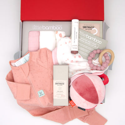 Whisper Mummy & Me Hamper - Pink