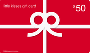 The Little Kisses Gift Card