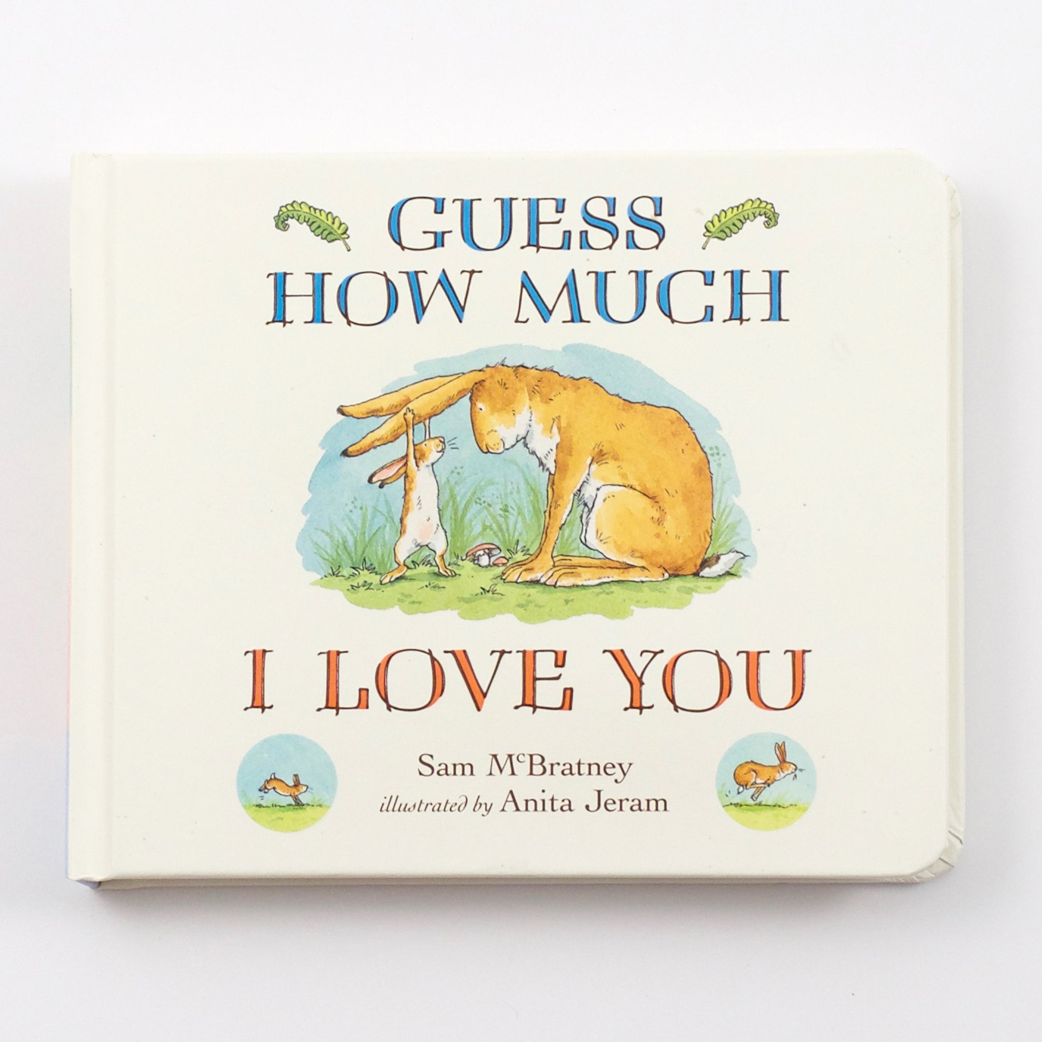 Love & Kisses - How Much, How Much I Love You