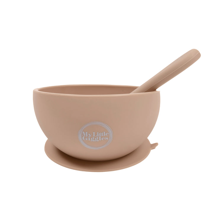 My Little Giggles Bowl & Spoon Set