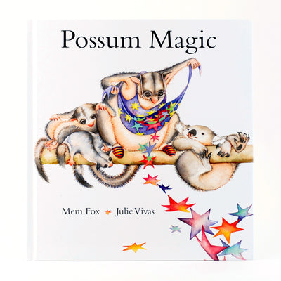 Possum Magic award winning Australian picture book by Mem Fox