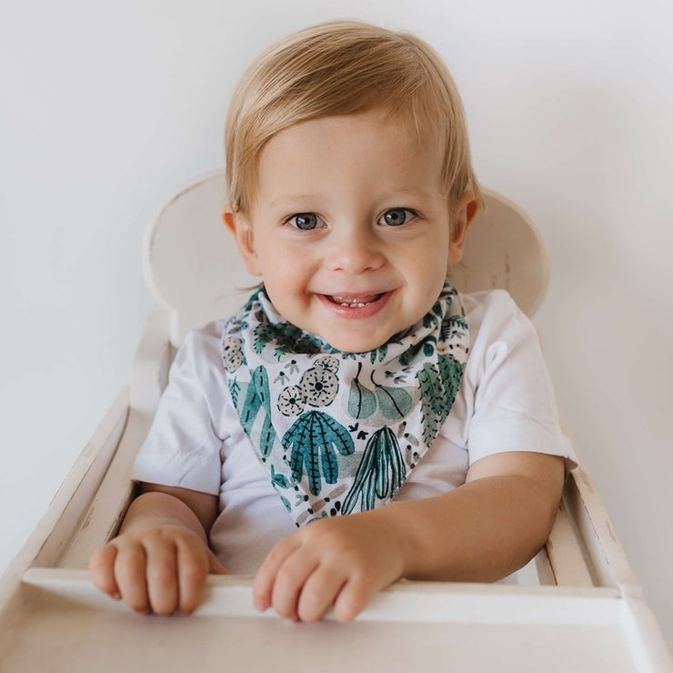 Snuggle Hunny Dribble Bib - Arizona