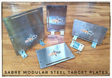 Load image into Gallery viewer, SABRE Modular Steel Plate Target ( PRICE for 1 x TARGET )
