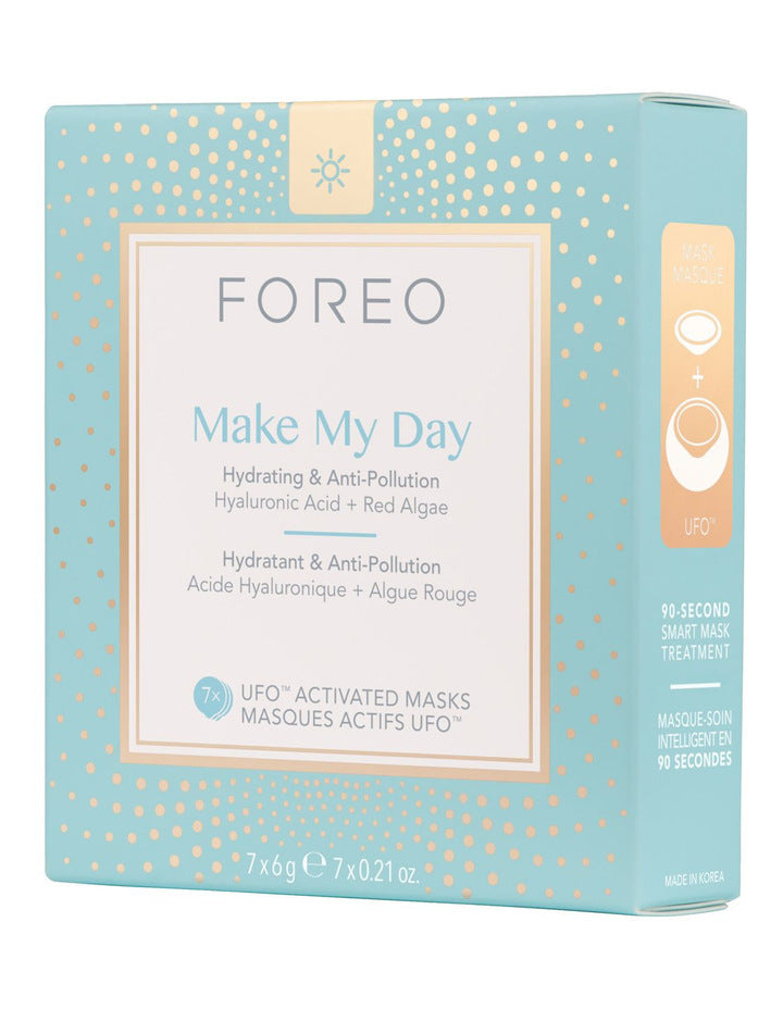 FOREO UFO Mask Make My Day - Aesthetic Investor