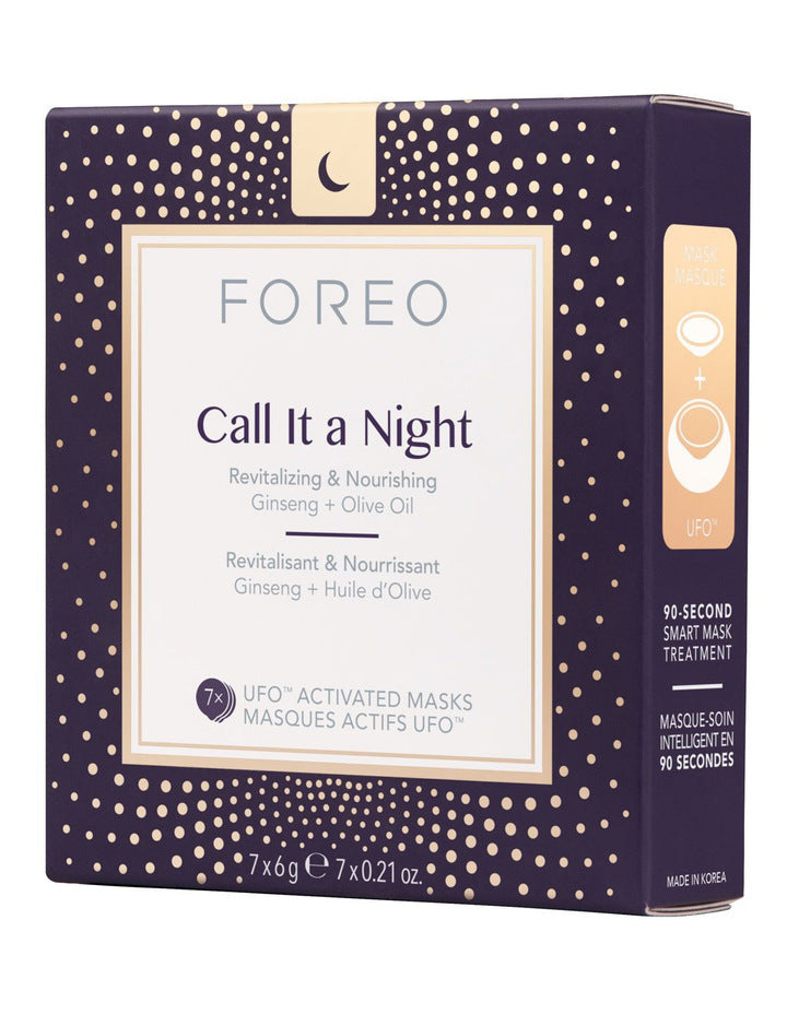 FOREO -UFO Mask Call It a Night - Aesthetic Investor