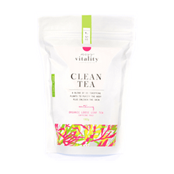 MISS VITALITY Clean Tea Bags - Aesthetic Investor