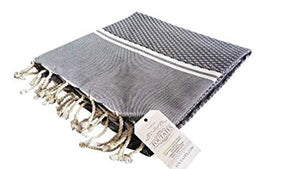 Premium Bath Beach Towel (CAJOLINE Grey)