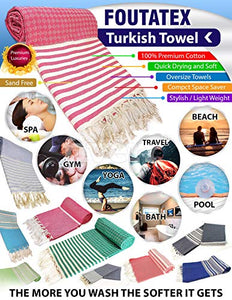 Turkish Pestemal Bath Towel