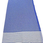 Premium Bath Beach Towel (A.H Blue)