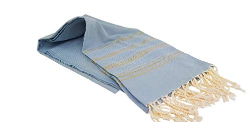 Premium Bath Beach Towel. A.L BLUE