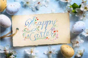 Easter Fab Frame Backdrop