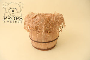 Angora Curly Layers Natural Layer