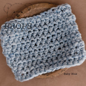 Bump Blanket Baby Blue