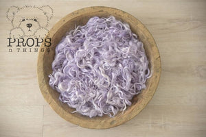 Curly Bowl Stuffers Lilac Layer