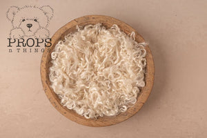 Curly Bowl Stuffers Natural Layer
