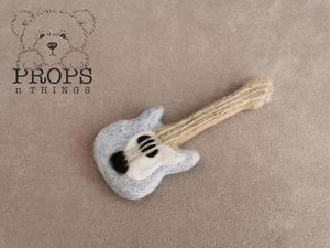 Felted Guitar