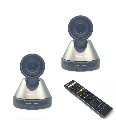 How to Control Multiple GOHD20U Cameras with the IR Remote