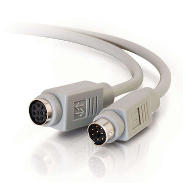 CABLES TO GO 02315 6ft 8-pin Mini Din M/F Serial Extension Cable