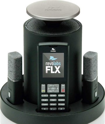 YAMAHA 10-FLX2-101-VOIP FLX2 VoIP Conference Phone System w/ 1 Wearable Mic, 1 Omni Tabletop Mic
