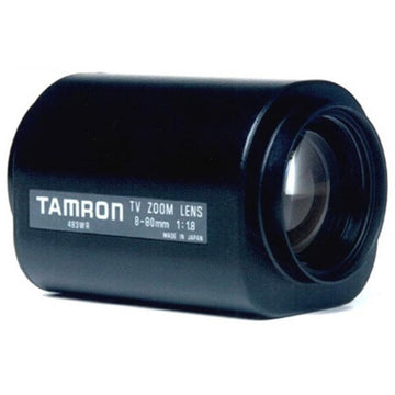 "TAMRON 13PZA10x6C 1/3"" Motorized Zoom Lens - 6-60mm F/1.4 Compact Zoom"