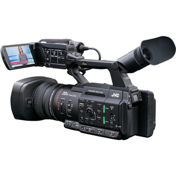 JVC GY-HC500U Connected Cam 4K Handheld Camcorder
