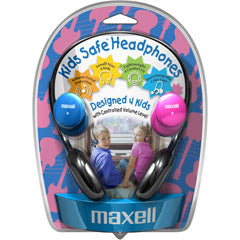 MAXELL 190338 Kids Safe Headphones