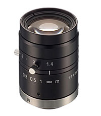 TAMRON 23FM25SP Hi-Res Mono-Focal Lens for 1.3 Mega Pixel Cameras - 25mm F/1.4 w/Lock