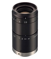 TAMRON 23FM50SP Hi-Res Mono-Focal Lens for 1.3 Mega Pixel Cameras - 50mm F/2.8 w/Lock