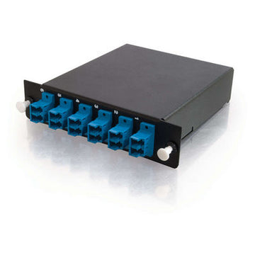 CABLES TO GO 39140 Q-Series™ 24-Strand MTP-LC Single Mode Module