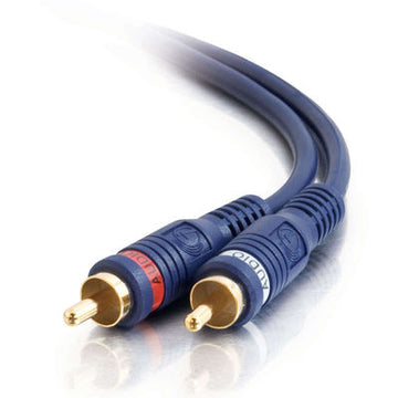 CABLES TO GO 29100 25ft Velocity™ RCA Stereo Audio Cable