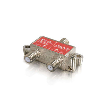 CABLES TO GO 41020 High-Frequency 2-Way Splitter