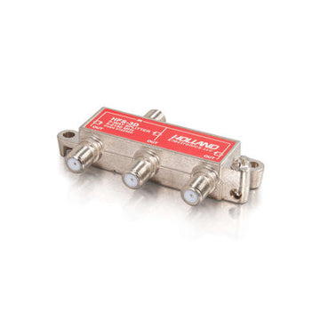 CABLES TO GO 41021 High-Frequency 3-Way Splitter