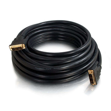 CABLES TO GO 41234 35ft Pro Series DVI-D™ CL2 M/M Single Link Digital Video Cable