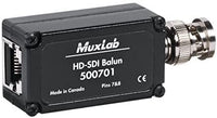 MUXLAB 500701-2PK 3G HD-SDI Over CAT5 Balun - 2-Pack
