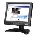 "XENARC 805TSV 8"" Touchscreen LED LCD Monitor w/ VGA & AV Inputs"
