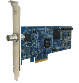 OSPREY 95-00495 Osprey 816e Single Input  3G  SDI or DVB-ASI PCIe Capture Card