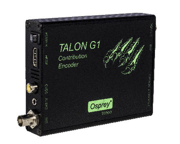 OSPREY 96-02012 Talon G2 Encoder (SDI, HDMI, Composite & Audio Input w/ Touch Display)