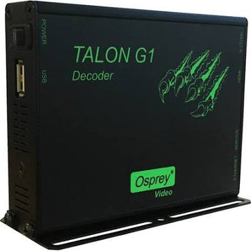 OSPREY 96-02020 Talon G1 H.264 Decoder (HDMI Out)