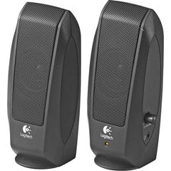 LOGITECH 980-000012 2.0 Active Multimedia Speakers S120