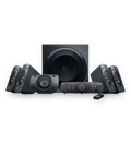 LOGITECH 980-000467 Z906 5.1Ch Blk Rca 500W Dolby Surround Subwoofer