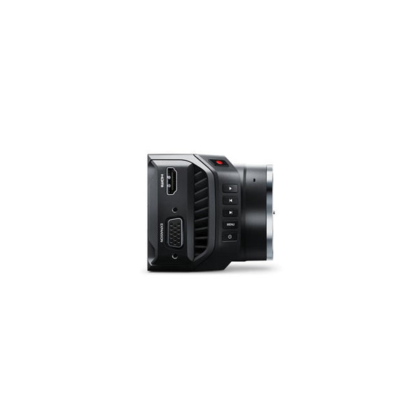 BLACKMAGIC CINECAMMICHDMFT Micro Cinema Camera