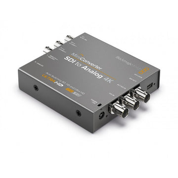 BLACKMAGIC CONVMASA4K SDI to Analog 4K Mini Converter