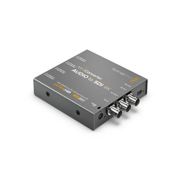 BLACKMAGIC CONVMCAUDS4K Audio to SDI 4K Mini Converter