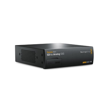 BLACKMAGIC CONVNTRM/BA/SDIAN Teranex Mini SDI to Analog 12G Converter