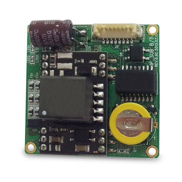 ISHOT EM18164 iShot XBlock IP Interface Board for Sony FCB-EV5500, FCB-EH3150, FCB-EH3410