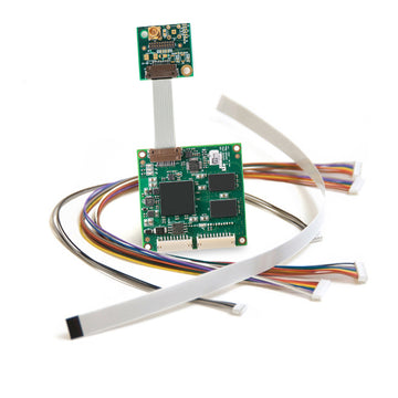 ISHOT EM18307 iShot VSM Video Stabilization Module OEM Board Set w/CVBS for SD Cameras, ILS-5000-SD