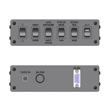 ISHOT EM18627 iShot XBlock HD Desktop Controller for the FCB-H11
