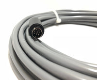 GO ELECTRONIC EVI CONTROL CABLE VISCA RS232 Cable For Sony EVI Series Cameras (Serial Computer Connector)