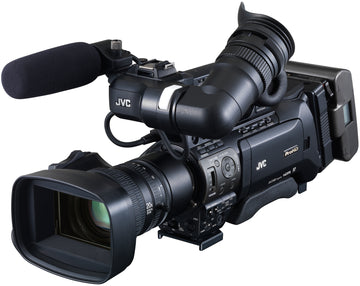 JVC GY-HM890U ProHD Shoulder Camcorder with Fujinon 20x Lens
